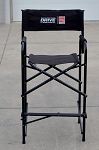 RARE Ryan Reed Lilly Diabetes Roush Fenway Racing Race Used Folding Director Chair