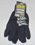 Mechanix Cotton Jersey Gloves. New. SIZE LARGE