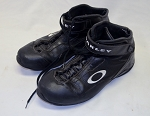 Oakley Carbon-X Race Used SFI Rated Driving Shoes.