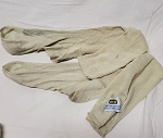 OMP FIA Rated Long NOMEX Socks. Used. Size 10-11