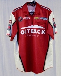 Kevin Harvick Outback Bloomin Monday NASCAR Pit Crew Shirt. NEW! SIZE LARGE