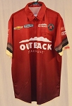 Kevin Harvick Outback SHR NASCAR Pit Crew Shirt. NEW! SIZE LARGE