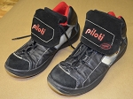 Piloti SFI Race Used Driver Shoes from Jason Leffler  SIZE 7.5 US