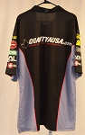 Quantyausa.com Race Used Pit Crew Shirt. SIZE 2XL