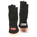 RaceQuip Model 355 SFI-5 2-layer NOMEX Race Glove