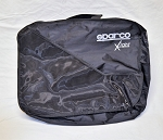 Sparco XLite race used Driver Suit Case