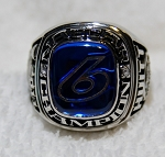 Ricky Stenhouse 2011 race used NASCAR Nationwide Series CHAMPIONSHIP RING.