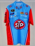 STP Almirola Richard Petty NASCAR Pit Crew Shirt. NOT race used worn NEW
