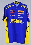 Turner Motorsport IMSA BMW H&R not RACE USED Pit Crew Shirt. NEW!