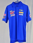 Turner Motorsport IMSA BMW not RACE USED Team Issue Polo Shirts. NEW!