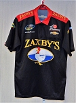 Zaxby's Athenian Motorsports NASCAR Camping World Series Pit Crew Shirt.