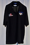 Zaxby's NASCAR Athenian Motorsports Used Team Issued Polo Shirt. SIZE XL