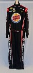 PJ Jones Burger King Race Used Simpson NASCAR DRIVER Suit #3769 46/40/31