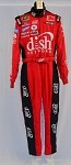 Greg Biffle DISH Race Used Simpson NASCAR DRIVER Suit #3770 42/34/29