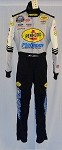 Mark Martin Pennzoil Winning NASCAR Race Used DRIVER SUIT #3771 42/30/30