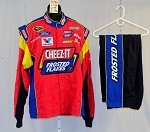Carl Edwards Kelloggs Simpson Race Used NASCAR Racing Suit #3774 48/34/32