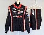 Richard Childress Sparco Race Used NASCAR Firesuit #3784 48/38/32