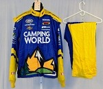 Camping World Impact Race Used NASCAR Racing Suit #3935 48/40/32