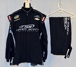 Turner Motorsports Simpson Race Used 3pc NASCAR Racing Suit #3945 56/42/29