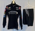 Turner Motorsports Simpson Race Used 3pc NASCAR Racing Suit #3953 50/42/29