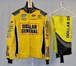 Dollar General Impact Race Used NASCAR Firesuit #3961 46/38/31