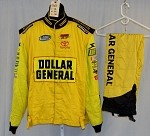 Dollar General Impact Race Used NASCAR Racing Suit #3969 48/32/32