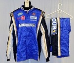 Kevin Harvick Armour Sparco Race Used NASCAR Firesuit #4086 52/42/34