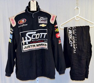 Racing Fire Suits >> Hscott Motorsports Simpson Sfi 5 Nomex Race Used Racing Fire