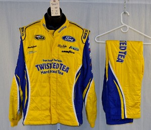 Richard Petty Twisted Tea Sparco SFI-5 Race Used NASCAR Fire Suit #5660 48/36/33
