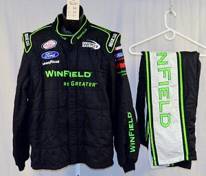 Dakoda Armstrong Winfield Petty Race Used Sparco SFI-5 NASCAR Suit #5682 48/38/32