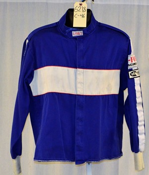 G-Force SFI-1 SINGLE LAYER Used Racing JACKET #6218 Chest-46