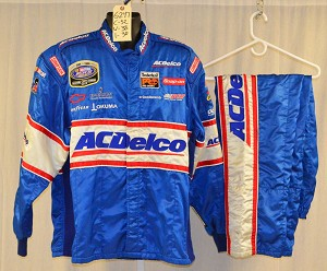 AC Delco Simpson SFI-5 Race Used NASCAR Fire Suit #6247 c52/w38/i30
