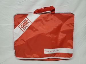OMP Racing Suit Case. LIghtly used.