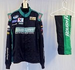 Roush Fenway Simpson SFI-5 Race Used NASCAR Fire Suit #4957 46/32/32