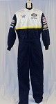 NASCAR Busch Series Official Fire suit Multilayer NOMEX NO SFI #4994 44/32/25