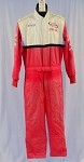 NASCAR Winston Cup Official Fire suit Multilayer NOMEX NO SFI #4999 44/32/25