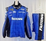 Ricky Stenhouse Fastenal Sparco SFI-5  NOMEX NASCAR Racing Suit #5048 50/40/32