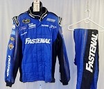 Ricky Stenhouse Fastenal Sparco SFI-5  NOMEX NASCAR Racing Suit #5049 52/36/35