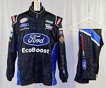 Bubba Wallace Ford Ecoboost Simpson SFI-5 Race Used NASCAR Fire Suit #5057 50/38/31
