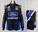 Bubba Wallace Ford Ecoboost Simpson SFI-5 Race Used NASCAR Fire Suit #5058 46/36/30