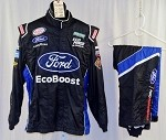 Bubba Wallace Ford Ecoboost Simpson SFI-5 Race Used NASCAR Fire Suit #5059 50/42/29