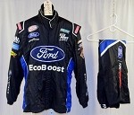 Bubba Wallace Ford Ecoboost Simpson SFI-5 Race Used NASCAR Fire Suit #5061 50/36/30