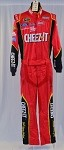 Greg Biffle Cheezit REAL CHEESE MATTERS Simpson SFI-5 NASCAR Racing Suit #5066 42/32/30