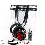 Racing Radios Protective Headset/Radio Bag NEW