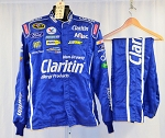 Carl Edwards Roush Racing Claritin Simpson SFI-5 NASCAR Pit Crew Fire Suit #6612 c46/w32/i33