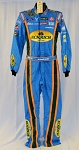 Aric Almirola Petty Eckrich Sparco SFI-5 Race Used NASCAR DRIVER SUIT #6679 c34/w34/i33