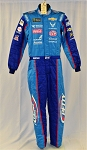 2019 Bubba Wallace Richard Petty Sparco SFI-5 Race Used NASCAR DRIVER Suit #6693 c38/w34/i32