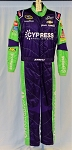 Michael Annett Cypress Simpson SFI-5 Race Used NASCAR DRIVER WORN Suit. #6764 c42/w34/i29