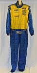Turner Motorsport IMSA BMW Will Turner's personal SFI-5 Sparco DRIVER Suit. SIGNED! #6821 c46/w40/i34