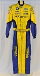 Paul Dalla Lana BMW Turner Motorsport Sparco SFI-5 and FIA Race Used DRIVER SUIT #6822 c46/w36/i31